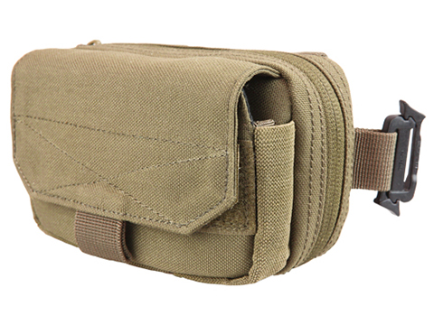 Condor MOLLE Ready Tactical Digi Pouch (Color: Tan)