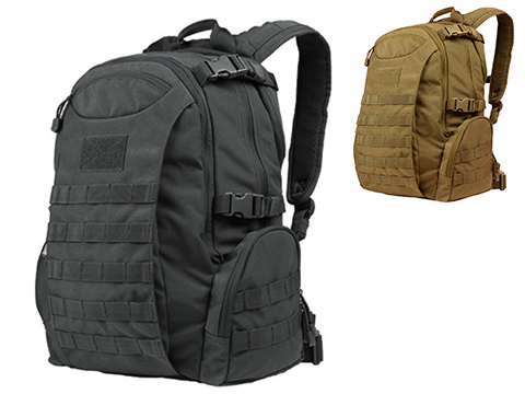 Condor Tactical Commuter Pack Backpack (Color: Black)