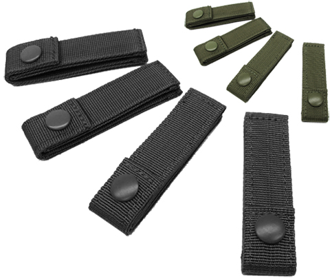 Condor 4 MOD Strap (Color: Black / Set of 4)