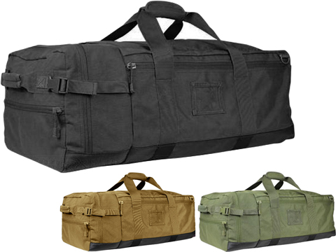 Condor Colossus Duffel Bag (Color: Black)