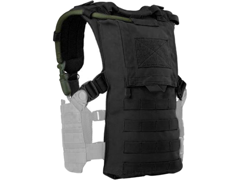 Condor Hydro Harness Hydration Carrier (Color: Black)