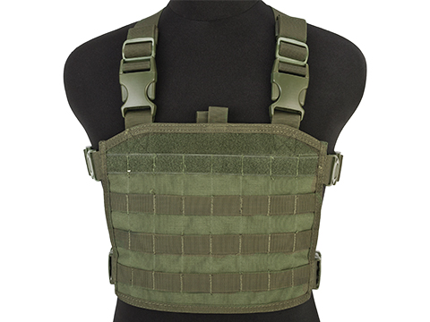 Condor Modular Chest Panel MCR3 (Color: OD Green)