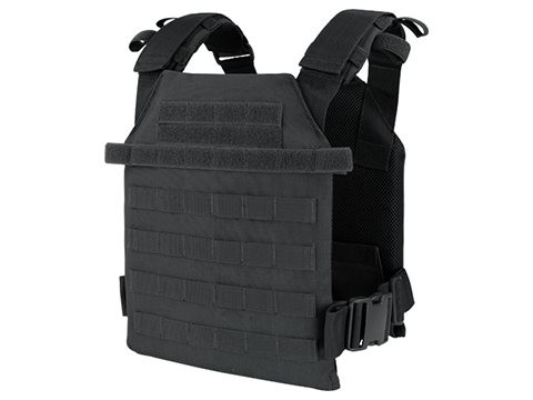 Condor Sentry Plate Carrier (Color: Black)