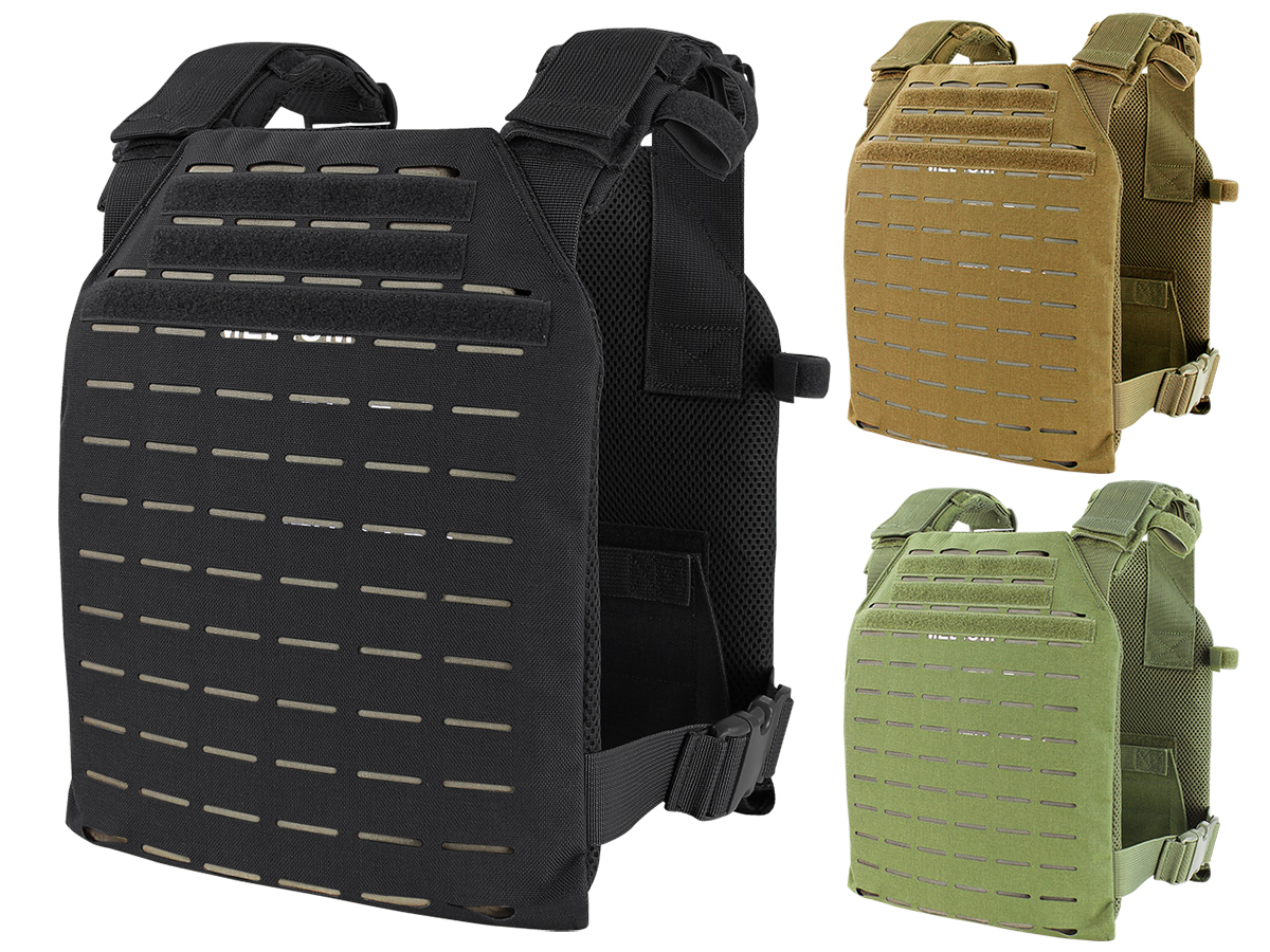 Condor LCS Sentry Plate Carrier (Color: Black)