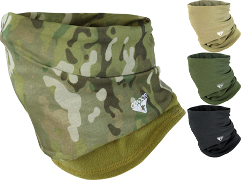Condor Tactical Fleece Multi Wrap / Neck Gaiter (Color: OD Green)