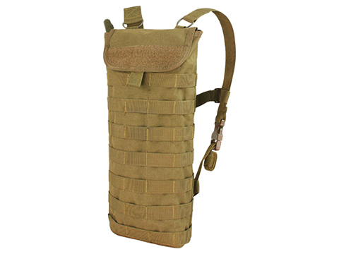 Condor MOLLE Style Water Hydration Carrier (Color: Coyote)