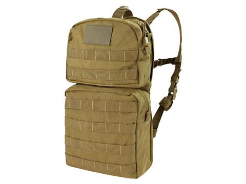 Condor MOLLE Hydration Carrier II (Color: Coyote)
