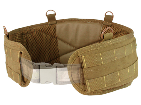 Condor Gen 2 Battle Belt (Color: Coyote Brown / Medium)