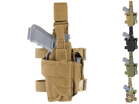 Condor Tornado Universal Tactical Thigh / Drop Leg Holster (Color: Coyote)