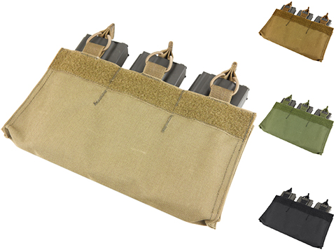 Condor Tactical M4 / M16 / 5.56 NATO Magazine Pouch Insert (Color: Coyote Brown)
