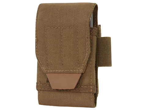 Condor Tactical Tech Sheath Plus Utility Pouch (Color: Coyote Brown)