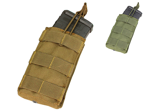 Condor Single Open Top Magazine Pouch for M4/M16 Magazines