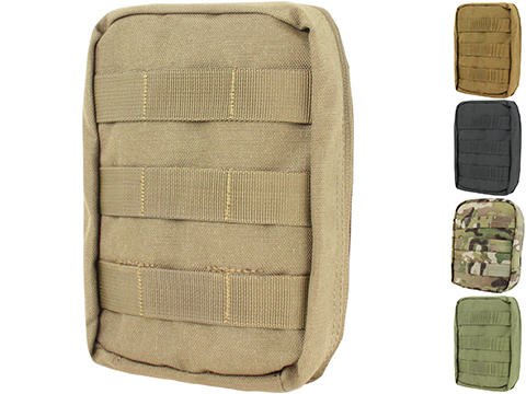 Condor Tactical EMT Pouch (Color: Coyote Brown)