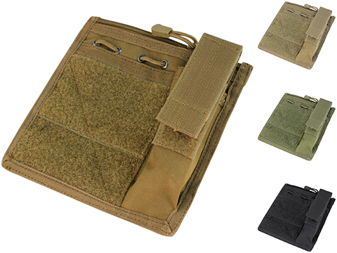 Condor Tactical Admin Pouch (Color: Coyote Brown)