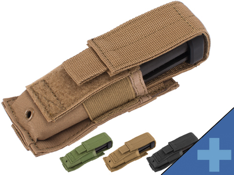 Condor Tactical Pistol Magazine Pouch (Color: Coyote Brown)