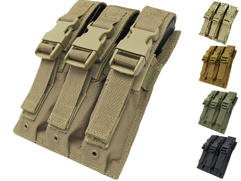 Condor Tactical Triple MP5 / SMG Magazine Pouch
