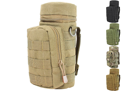 Condor Tactical H2O Pouch (Color: Coyote Brown)