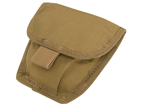 Condor Tactical Handcuff Pouch (Color: Coyote Brown)