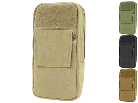 Condor Tactical GPS / Electronics Pouch (Color: Coyote Brown)