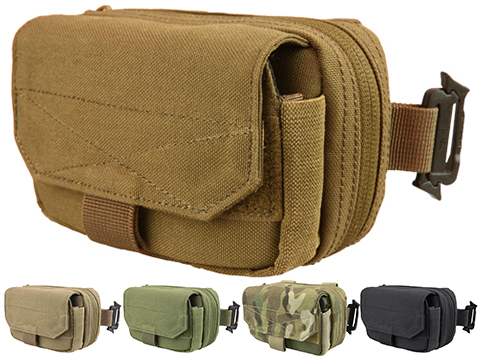 Condor MOLLE Ready Tactical Digi Pouch (Color: Coyote)