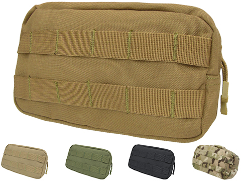 Condor Tactical Utility / Accessory Pouch (Color: Coyote Brown)