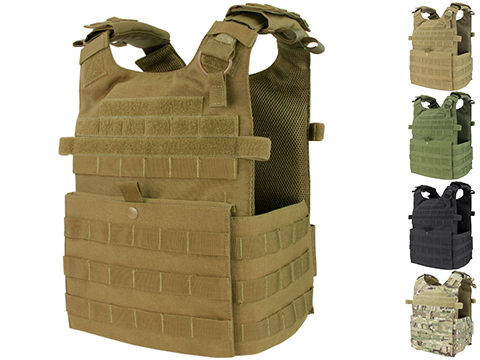 Condor Gunner Plate Carrier (Color: Coyote Brown)