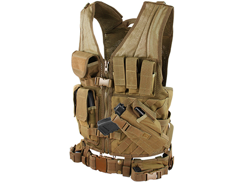 Condor Crossdraw Tactical Vest
