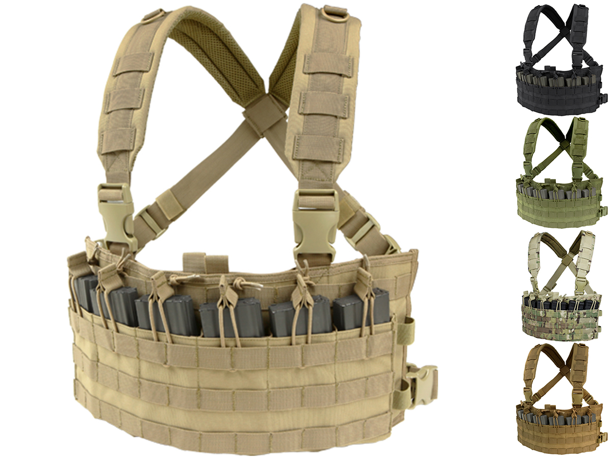 Condor Rapid Assault Chest Rig (Color: Coyote)