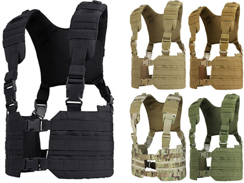 Condor Ronin Chest Rig (Color: Black)