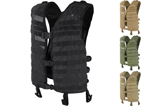 Condor Mesh Tactical Hydration Vest