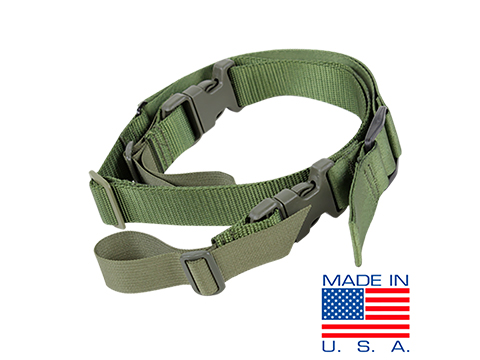 Condor Speedy Two Point Sling (Color: OD Green)