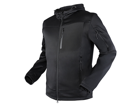 Condor Outdoor Cirrus Technical Fleece Jacket (Color: Black / Medium)