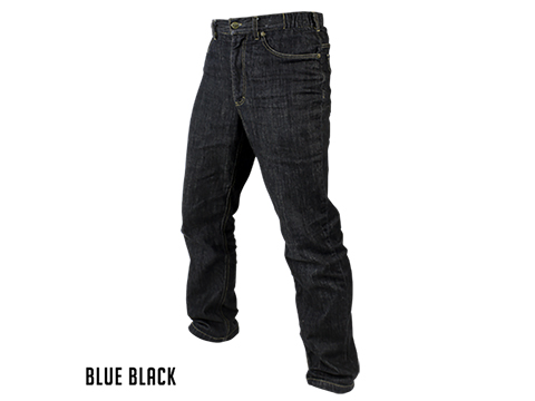 Condor Cipher Urban Operator Jeans (Size: Black Blue / 30X34)