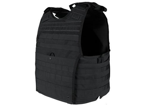 Condor EXO Plate Carrier Gen. II (Color: Black / Large - X-Large)