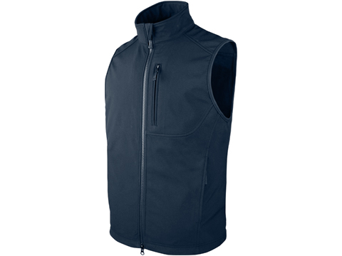 Condor Core Softshell Vest (Color: Navy Blue / Medium)