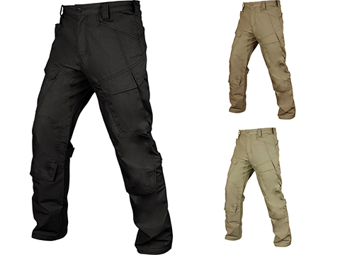 Condor Tactical Operator Pants (Color: Black / 30x30)