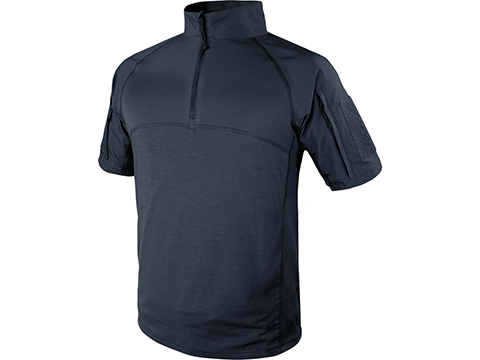 Condor Short Sleeve Tactical Combat Shirt (Color: Navy / XX-Large)
