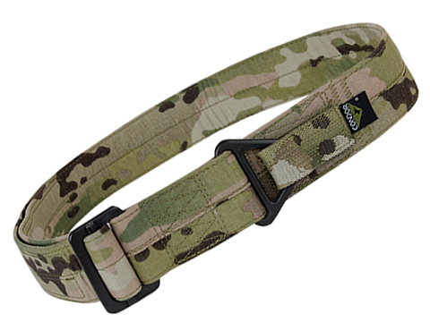 Condor Outdoor Forged Steel Tactical Riggers Belt (Color: Multicam / Medium - Large)