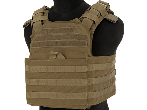 Condor Cyclone Lightweight Plate Carrier (Color: Coyote)