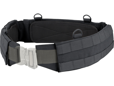 Condor Slim Battle Belt (Color: Black / Small)