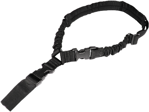 Condor Matrix Single Point Bungee Rifle Sling (Color: Black)