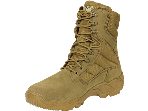 Condor Gordon AR670-1 Compliant Combat Boot (Size: Coyote / 7.5)