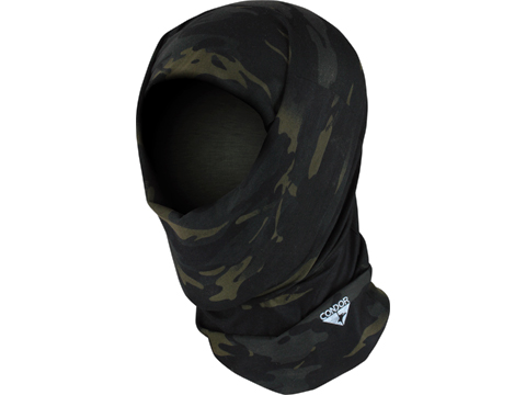 Condor Tactical Multi-Wrap / Neck Gaiter (Color: Multicam Black)