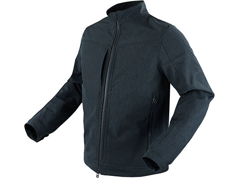 Condor Intrepid Softshell Jacket (Color: Slate / X Large)