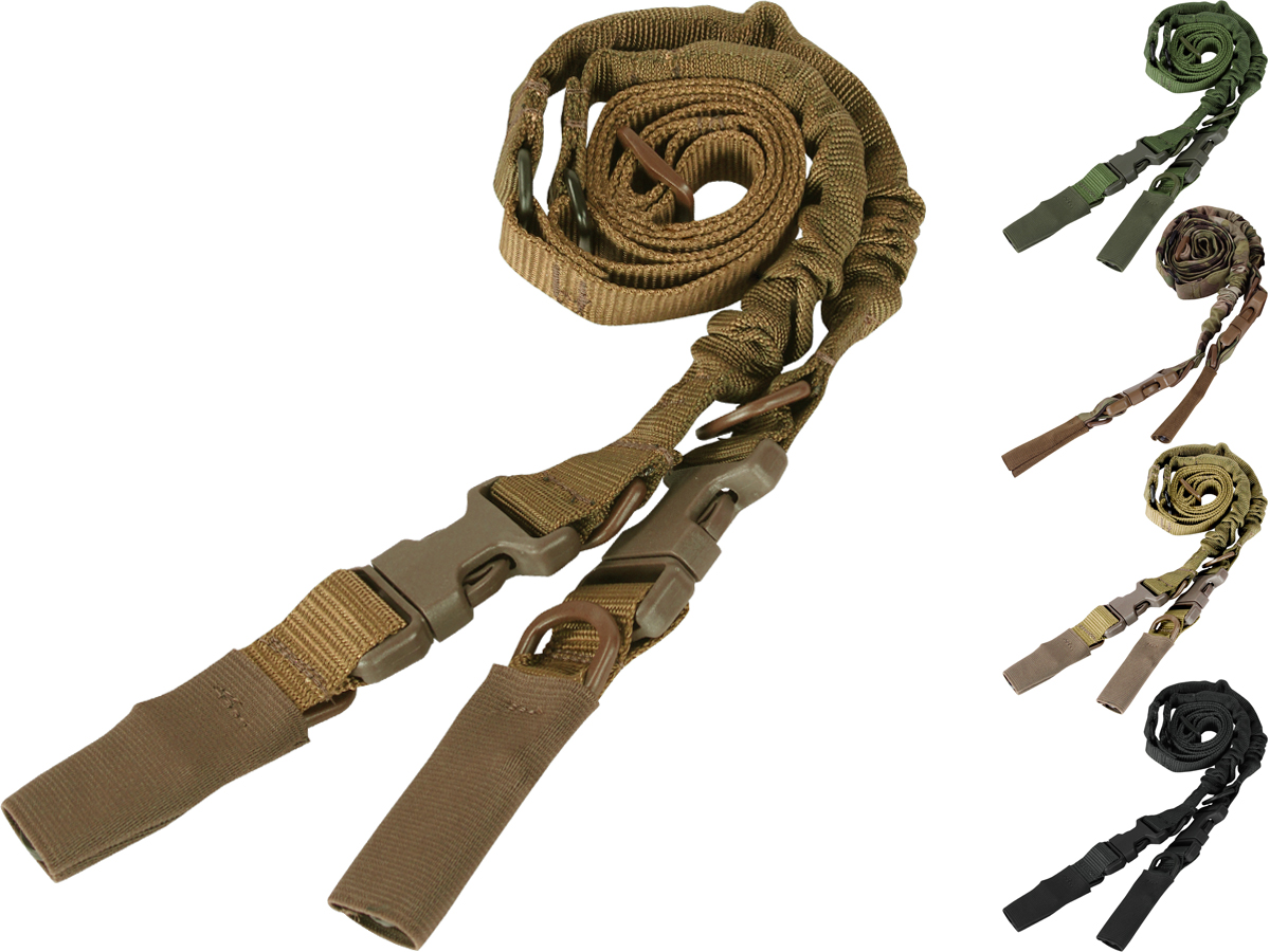 Condor CBT Two Point Tactical Bungee Sling