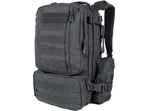 Condor Convoy Tactical Outdoor Pack (Color: Slate)