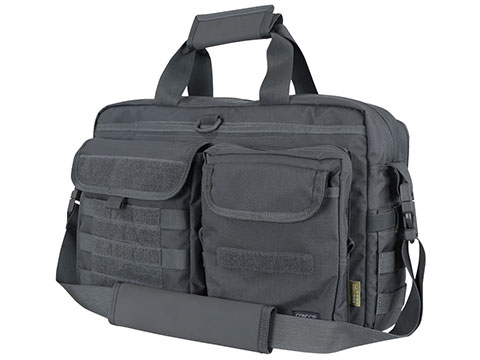 Condor Metropolis Briefcase Bag (Color: Slate)