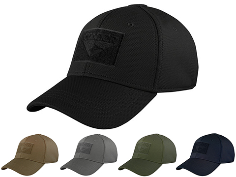Condor Flex Tactical Cap (Color: Black / Large/X-Large)