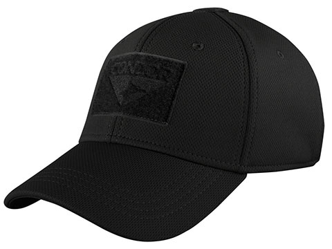 Condor Flex Tactical Cap (Color: Black / Small/Medium)
