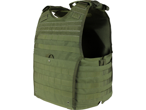 Condor EXO Plate Carrier Gen. II (Color: OD Green / Large - X-Large)